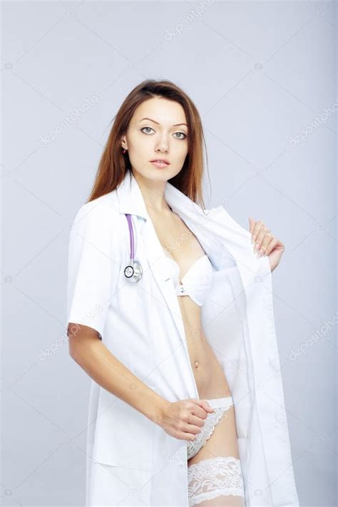 sexy female doctor picture 11