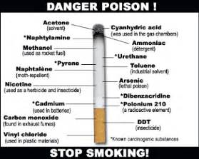 chemicals and compounds in tabacco and tabacco smoke picture 7