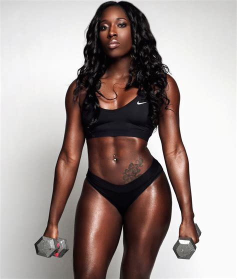 black muscle women picture 9