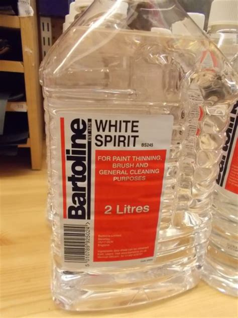 why would denatured alcohol be in h whitening picture 2