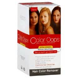 hair color removal picture 5