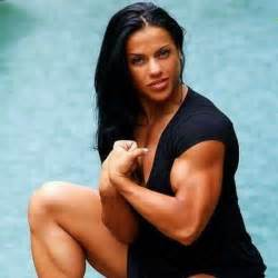 black female bodybuilder picture 9