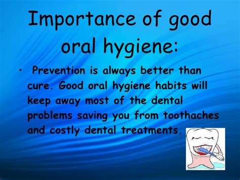 hygiene of the mouth and h picture 1