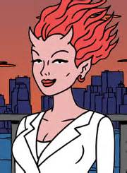 ugly americans callie breast grow picture 2