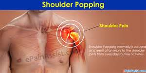 popping shoulder joint with pain picture 1
