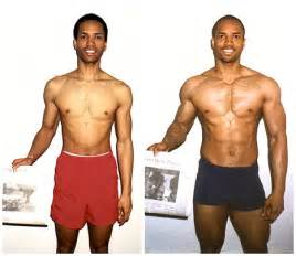 men weight loss before and after picture 11