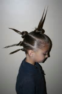 crazy hair style picture 14