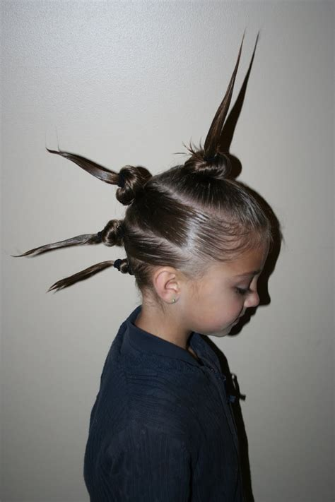 crazy hair styles picture 6