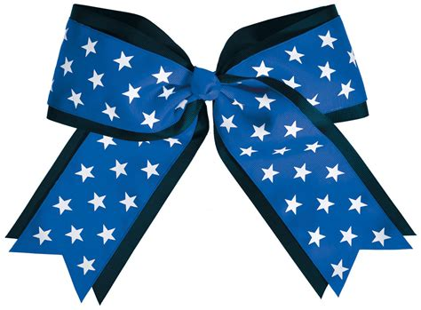 cheerleading hair bows picture 13