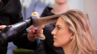 how to blowdry long hair picture 1
