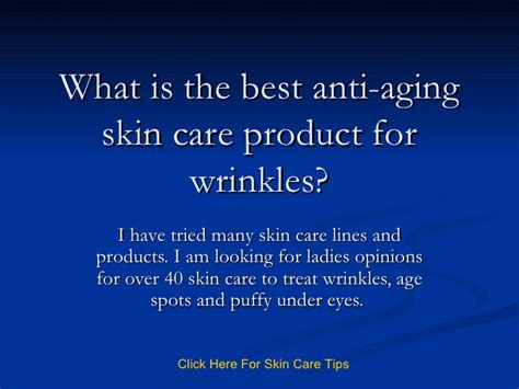 best anti aging prducts picture 13