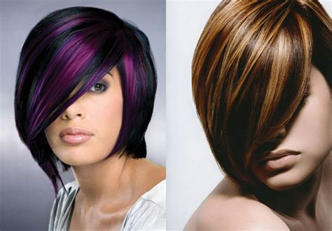 foil hair highlights tips picture 5