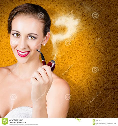 women smoking solutions picture 2
