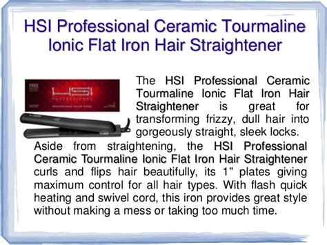 ceramic hair straiteners reviews picture 11