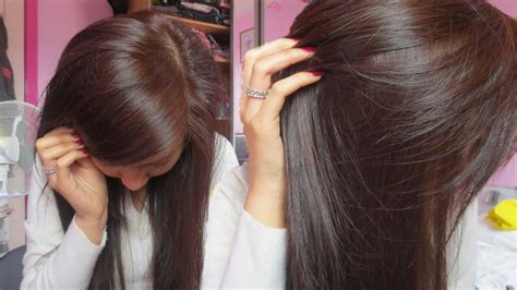 dying hair from blonde to brown picture 2