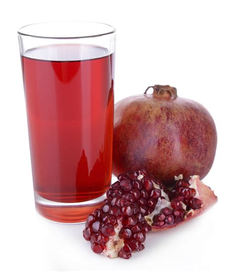 Pomegranate juice lowering cholesterol picture 1