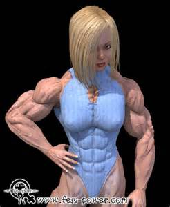 monster female muscle women picture 1