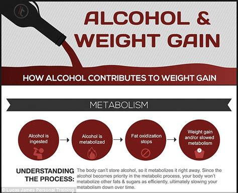 Alcohol and weight loss picture 1