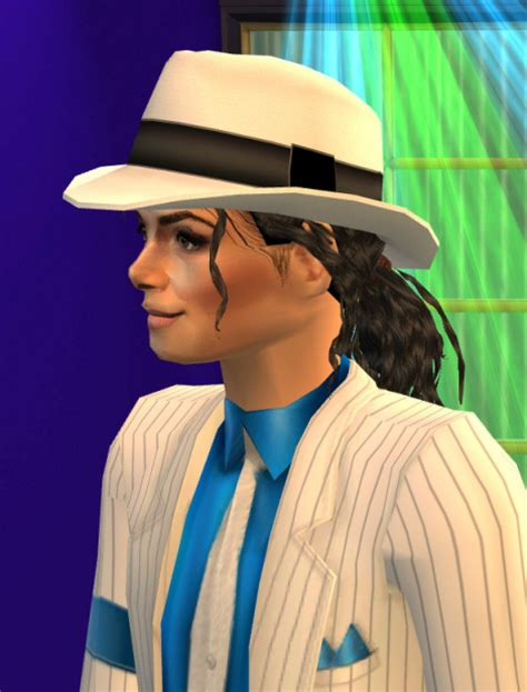 sims 2 fedora hair picture 6