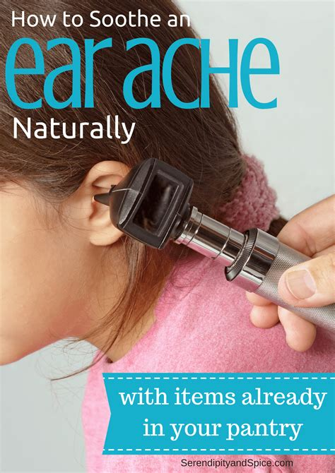 calming ear pain naturally picture 2