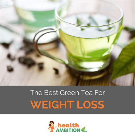 weight loss with green tea picture 6
