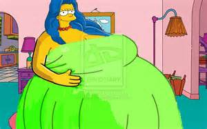 read simpsons marge breast expansion picture 5