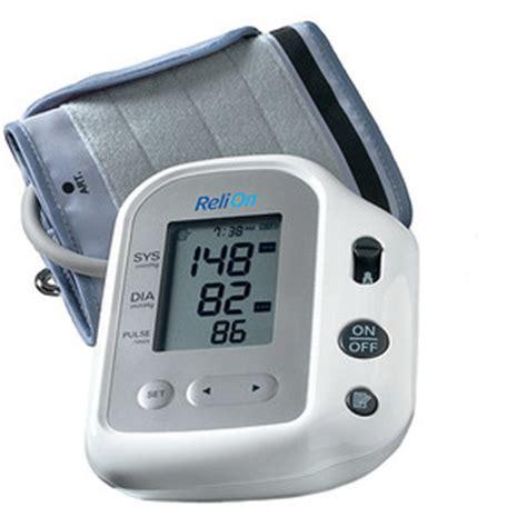 Relion blood pressure monitor hem-741 crel picture 1