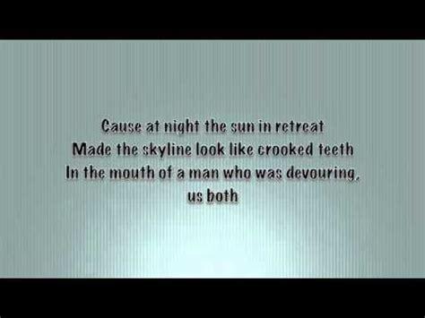 crooked teeth lyrics picture 3