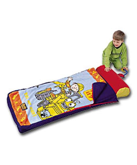 bob the builder inflatable sleeping picture 10
