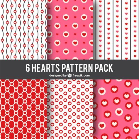 free heart rice pack pattern picture 3