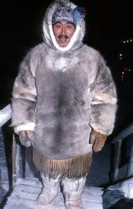 caribou skin clothing picture 9