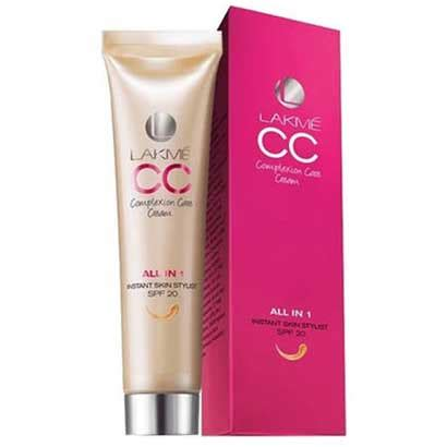 whichlakme cc cream is good food oily skin picture 13