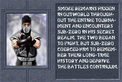 mk armageddon for playstation 2 human smoke picture 5