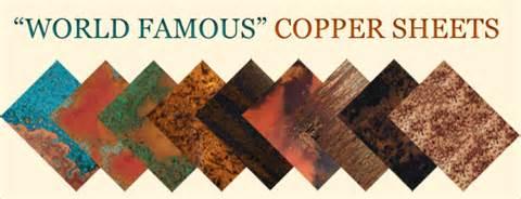 faux aging copper picture 3