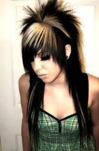 punk and emo hair styles for girls picture 2