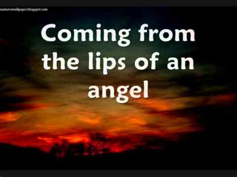 lyrics fro lips of and angel by hinder picture 6