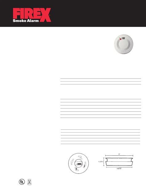 firex smoke alarms owners manual picture 17