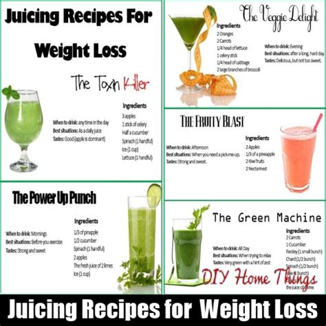 juice for weight loss picture 3
