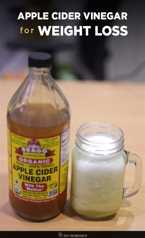 apple cider vinegar with honey weight loss picture 13