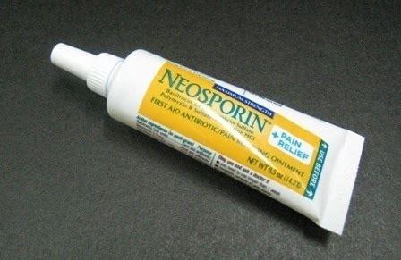 vandol antibiotic ointment on acne picture 1