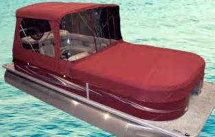 pontoon boat sleep picture 21