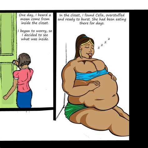 weight gaining bbw cartoon picture 15
