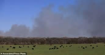 i-40 texas smoke closures travel picture 7