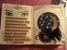 altered book techniques aging paper picture 10