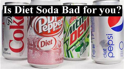 diet soda bad for you picture 3