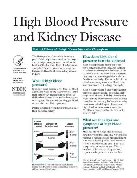 Kidneys and high blood pressure picture 7
