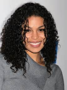 black hair cuts for curls picture 7