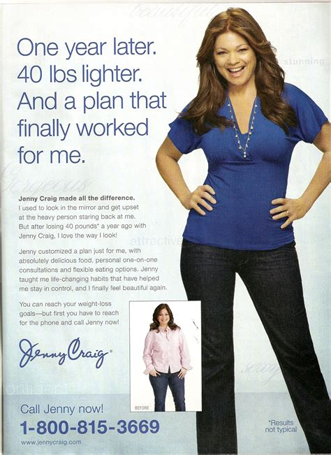 jenny craig weight loss picture 1