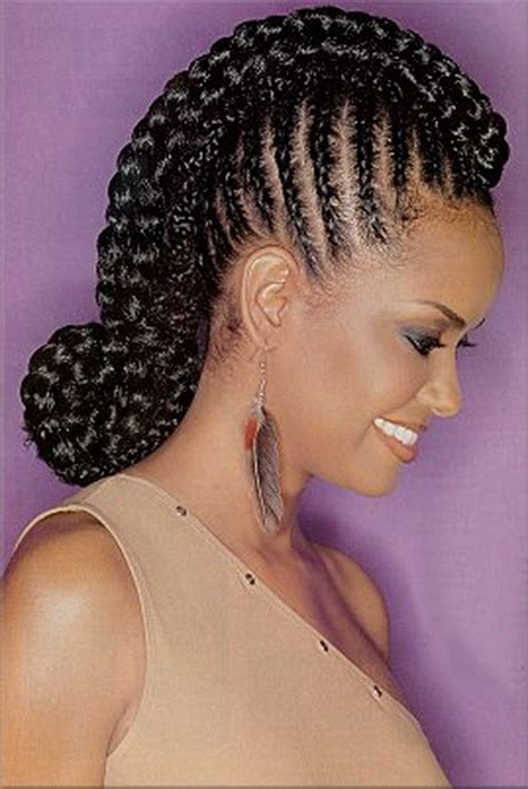 sexy hairstyles for afro caribbean picture 6