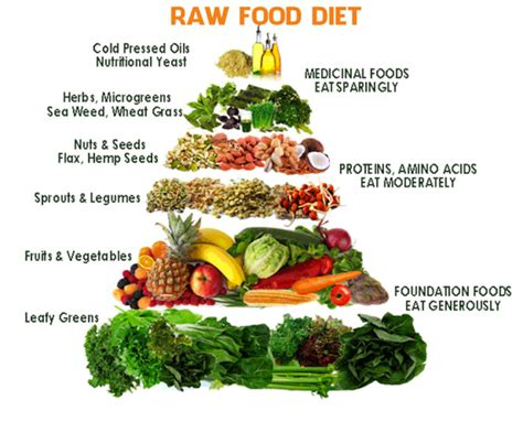 wat to eat on raw food diet picture 7
